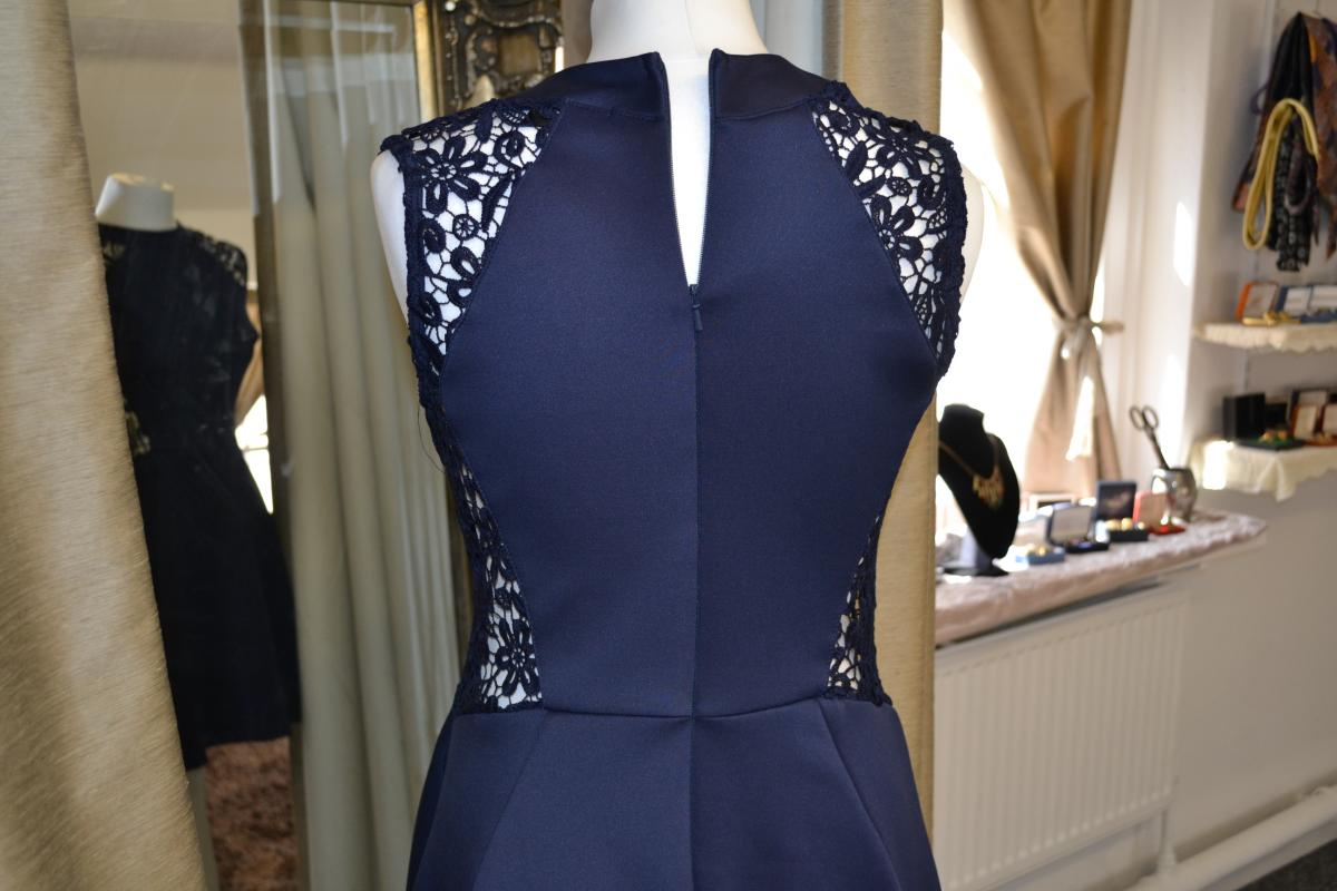 Women's dress alterations