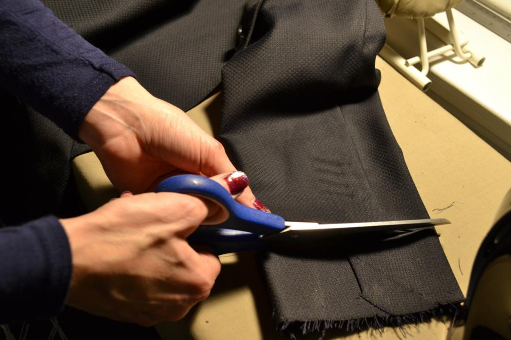 men's suit alterations and tailoring