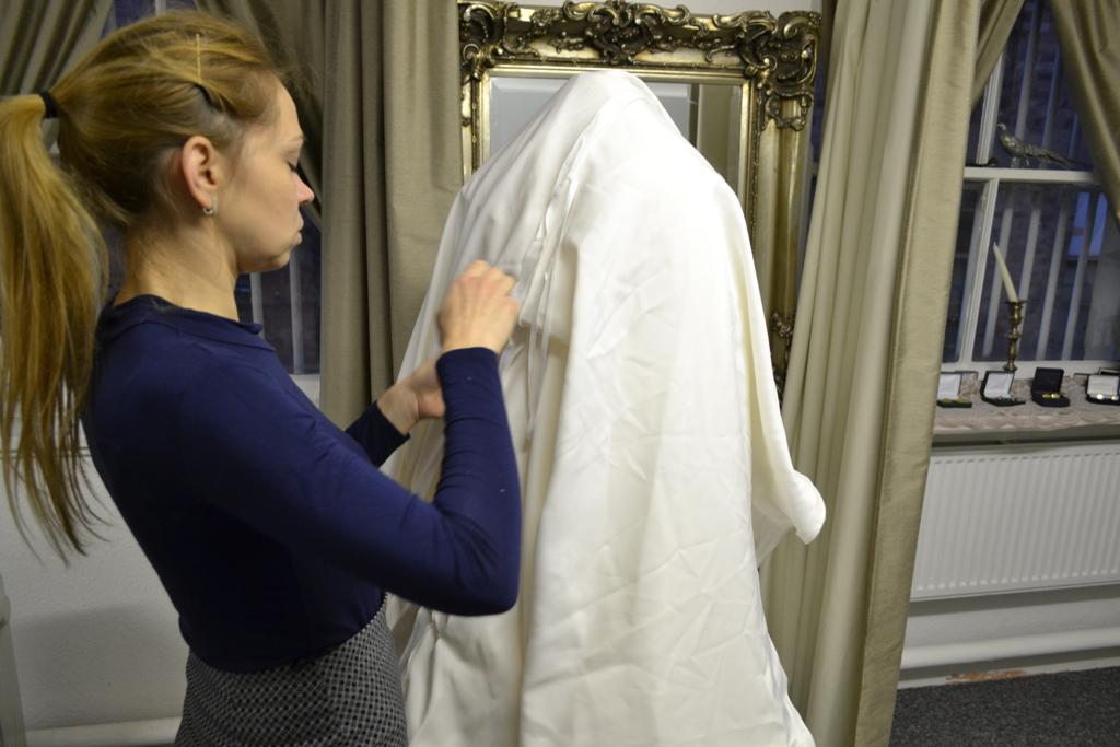 wedding dress alterations