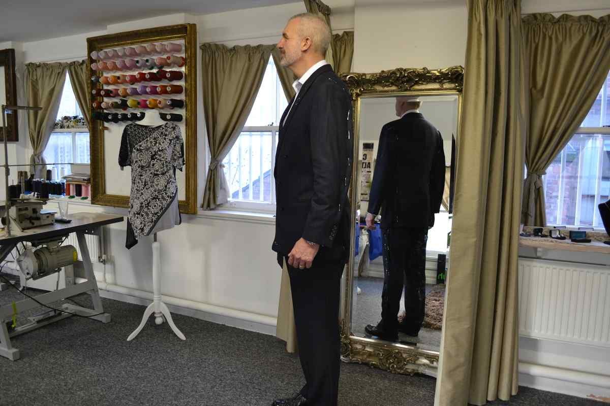 Men's Alterations