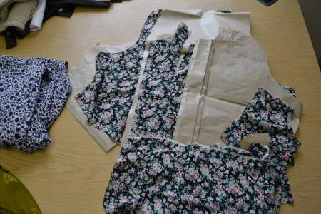 Bespoke tailoring and dressmaking