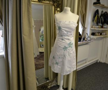 Dress alterations and tailoring