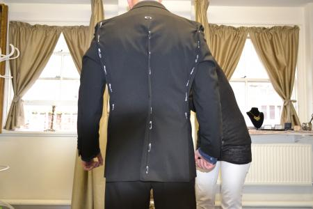 Jacket alterations