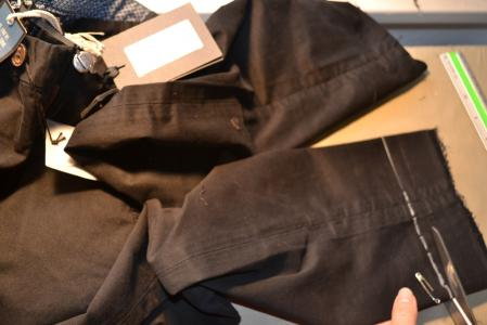 trousers alterations and tailoring