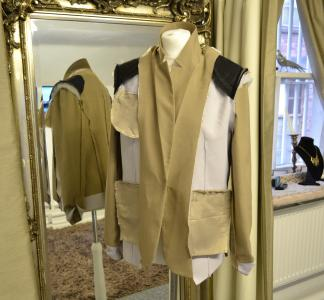 Tailoring jacket making