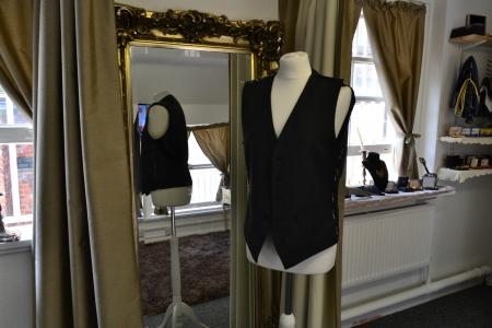 Men's alterations,repairs and tailoring