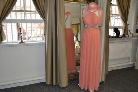 Women's dress alterations and tailoring