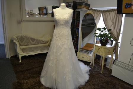 wedding dress alterations and tailoring